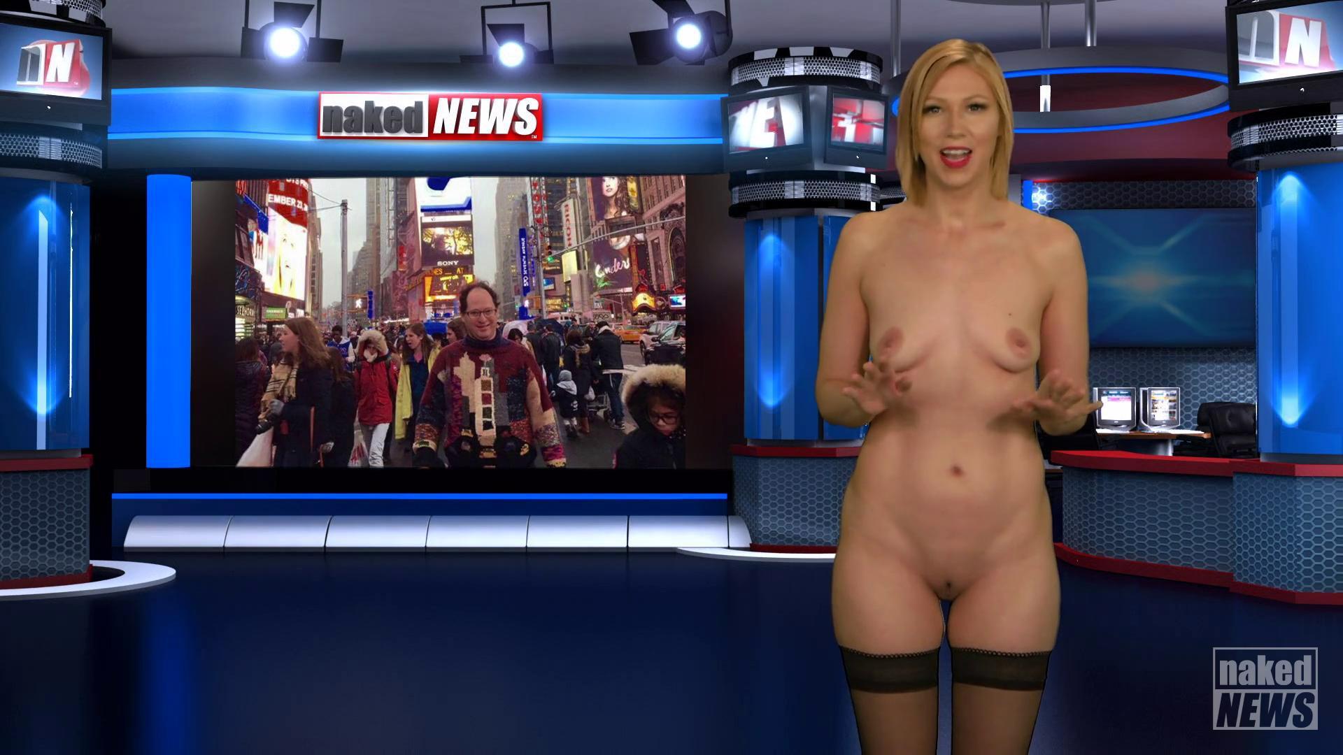 Naked news vk