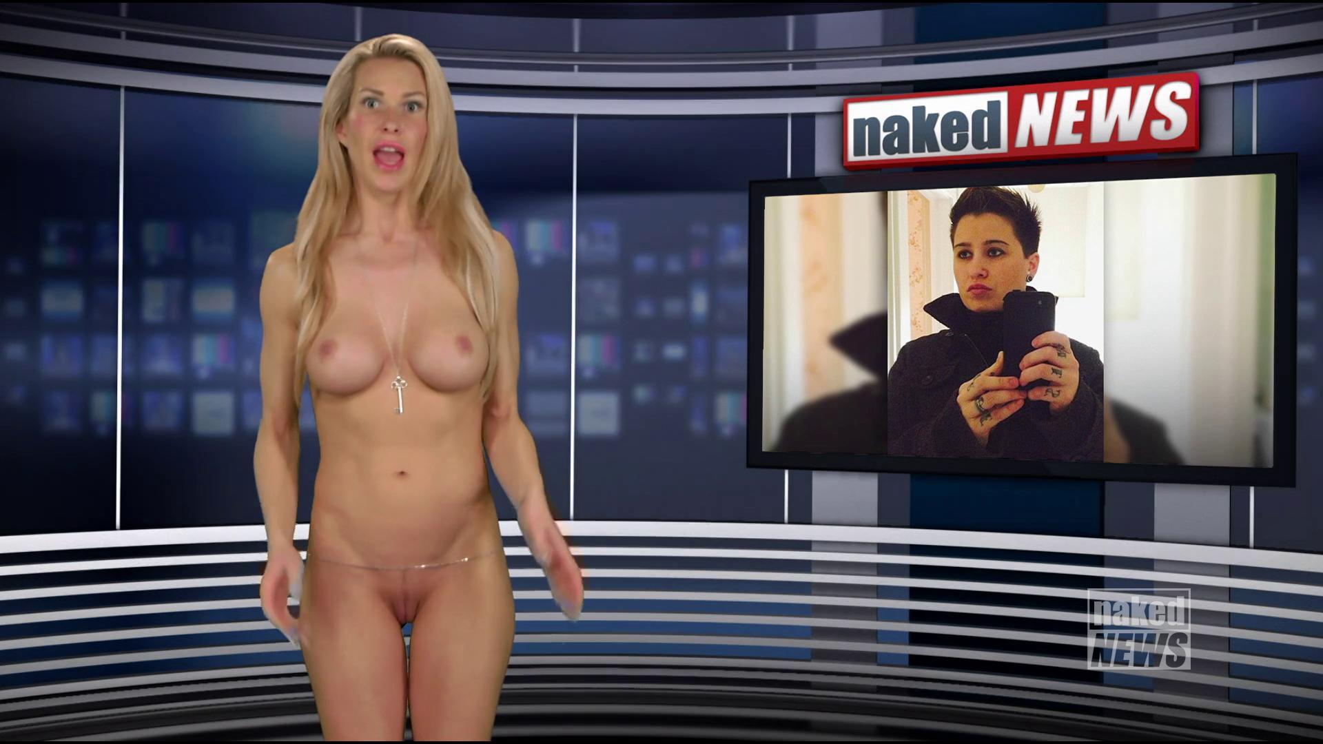 Naked news anchors pics
