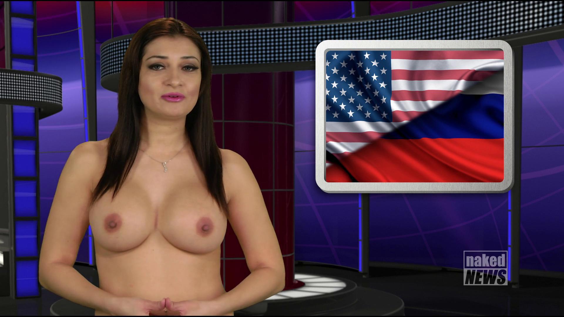 Hot naked news babes — photo 14