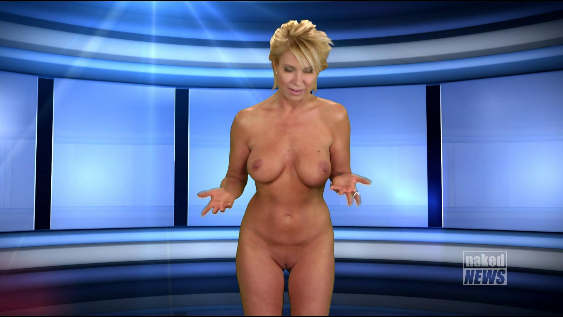 Голые телеведущие женщины россии