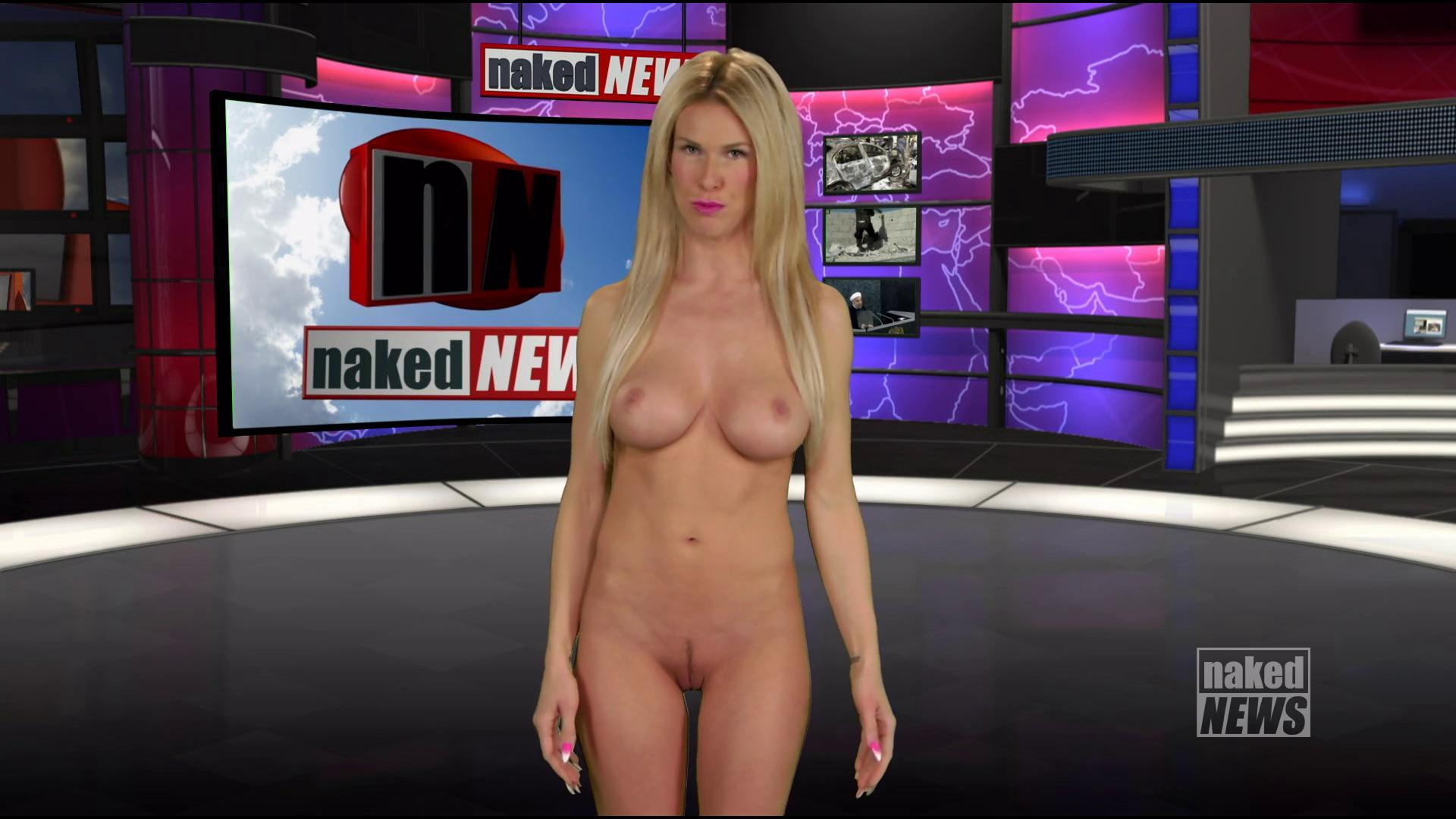 Hot naked news babes — photo 6