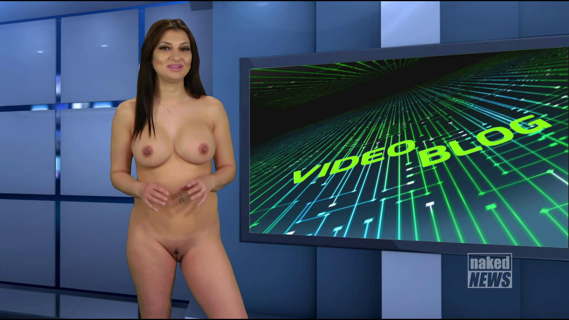 Famous news anchors nude