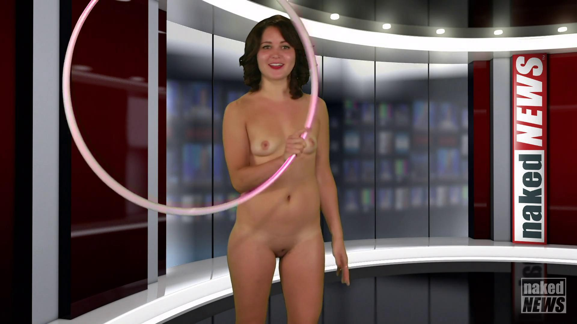 Anchor who once appeared nude for story hired