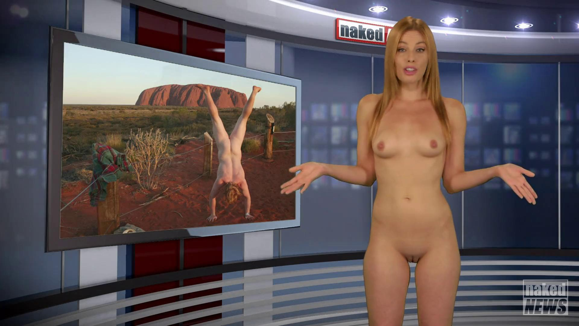 These Weather Girls Kept The Whole Studio Staring