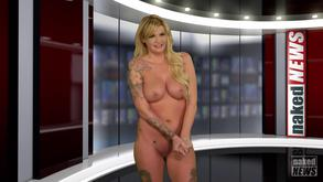 Hot news anchors nude