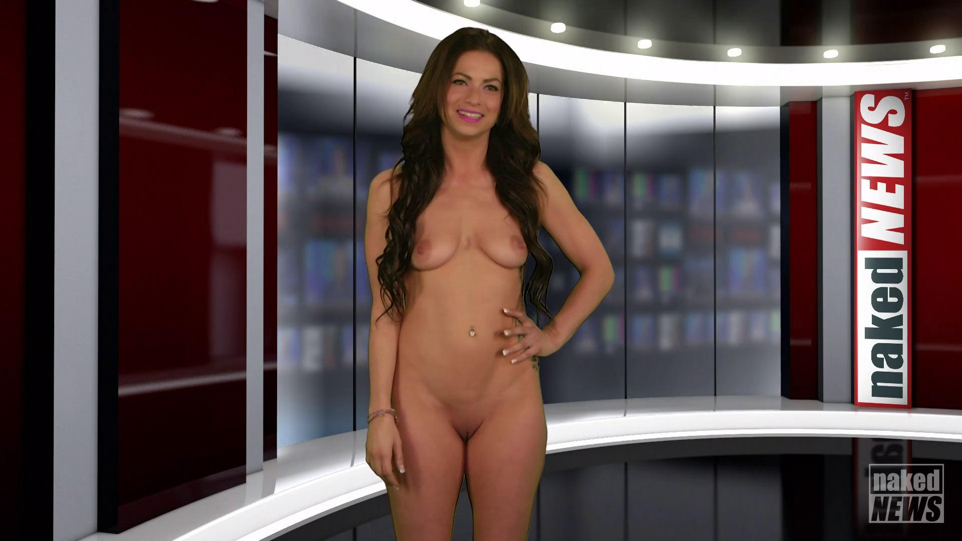 Naked News Anchors Porn Review By Ryan