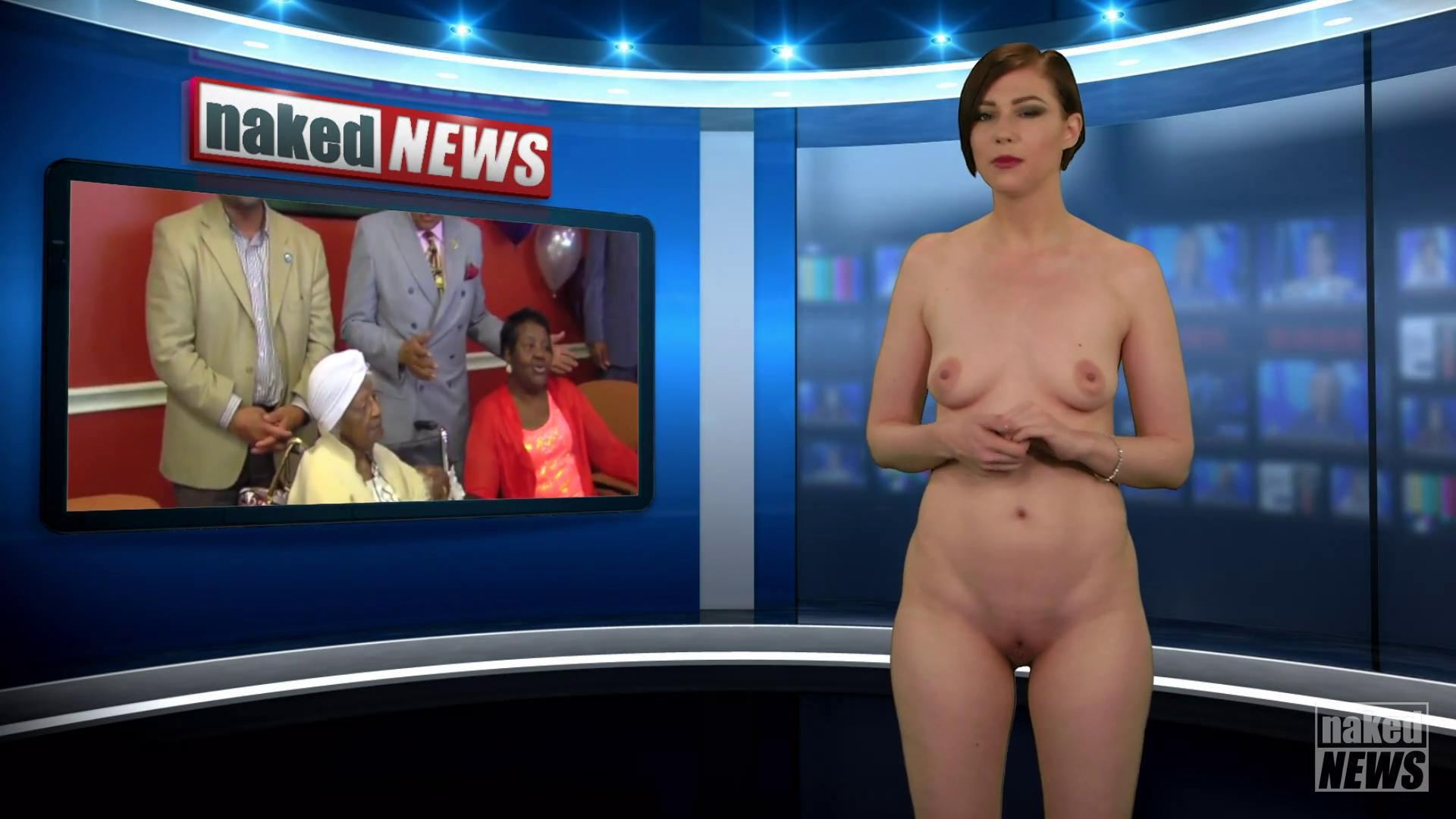 Nude As The News Vintagewoc