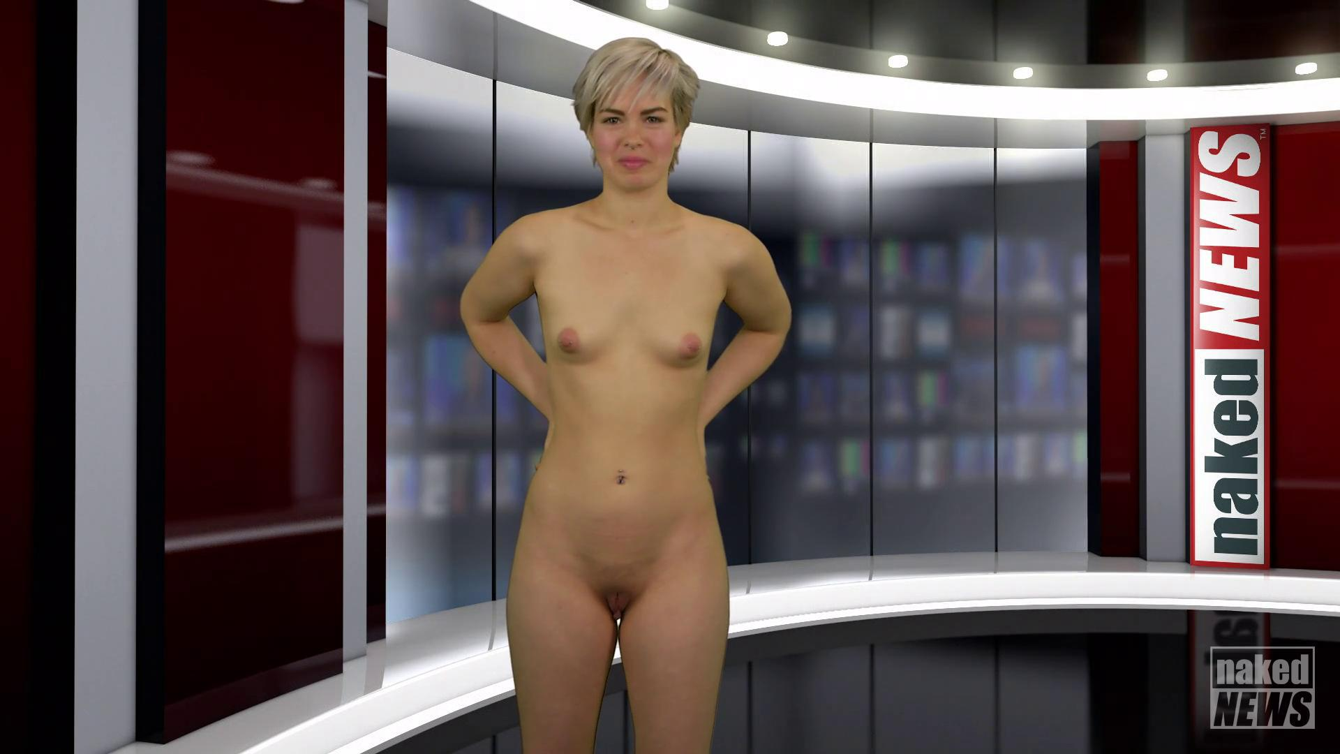 Naked News Is Free For A Week Thats The Naked Truth