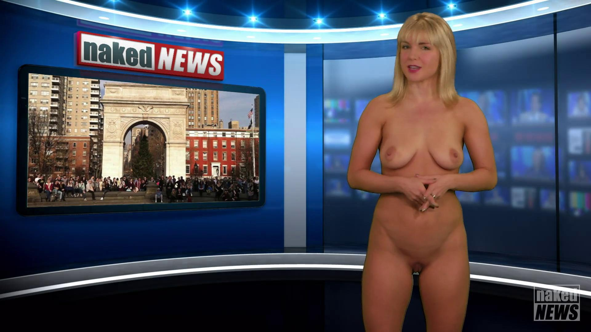 Nude tv anchors