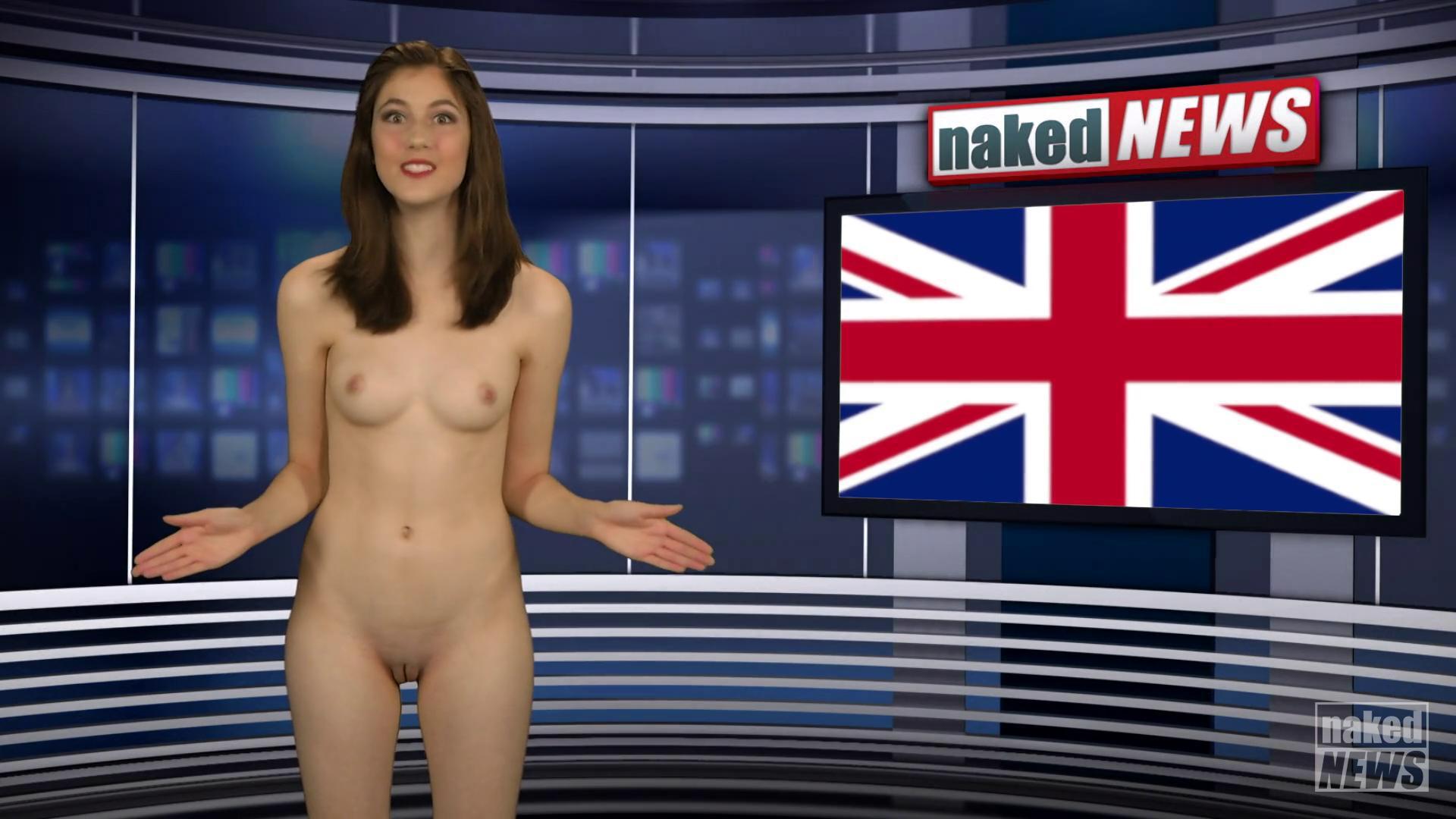 Naked News Anchors Men