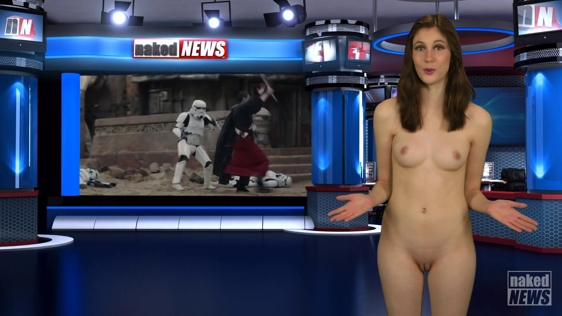 Katie couric naked news