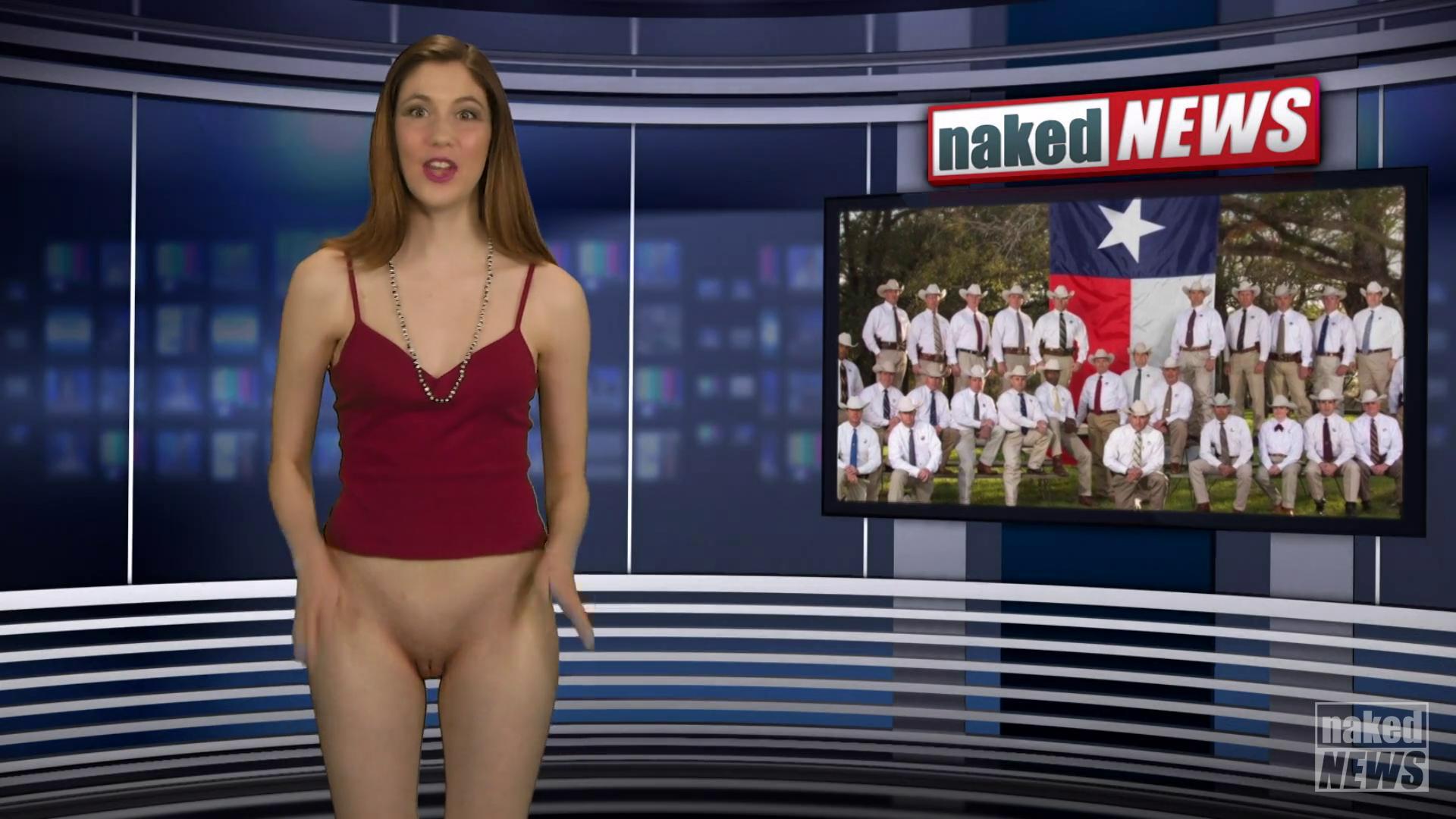 Naked news japan