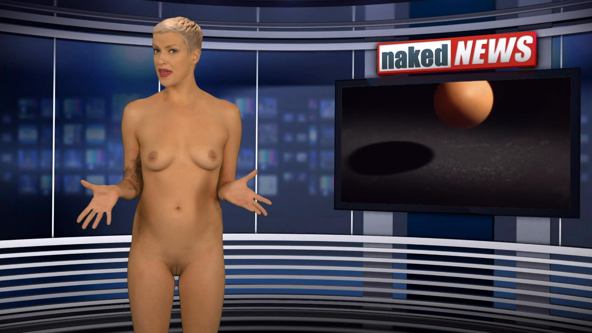 Bexar Naked Lady