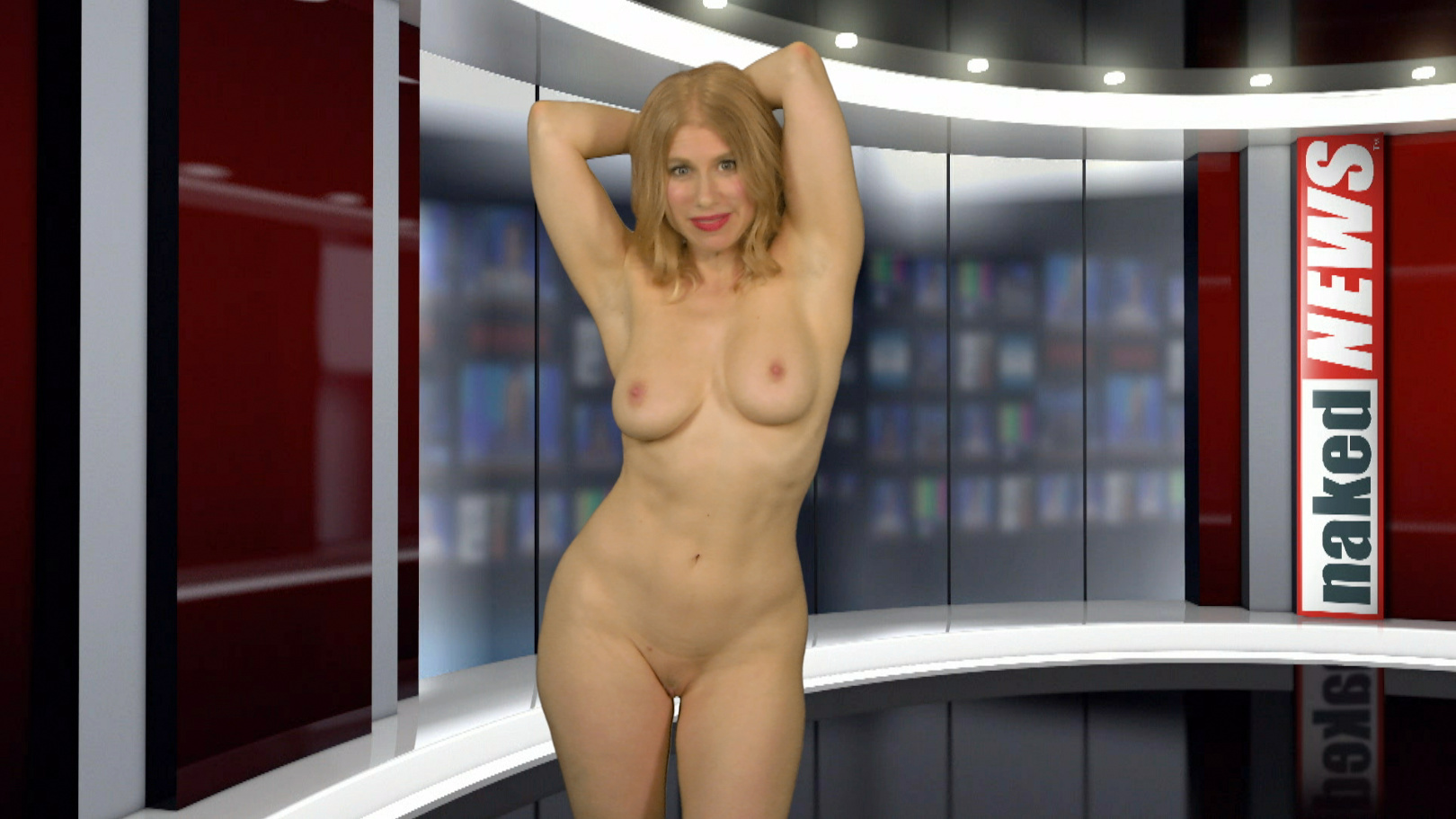 Do Any Hottest Female News Anchors Go Nude In Playboy