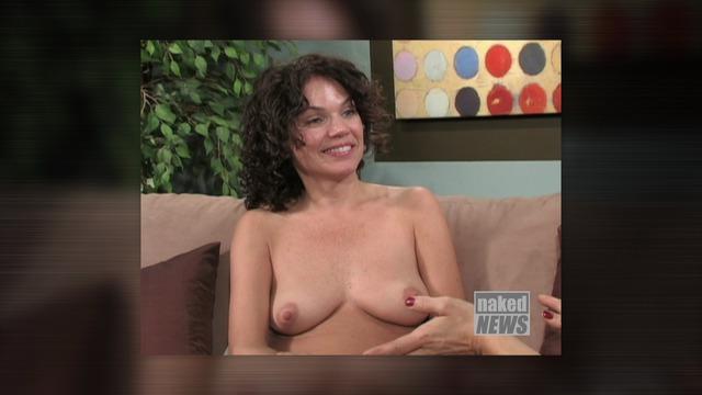 Sexy babes naked wearing thongs