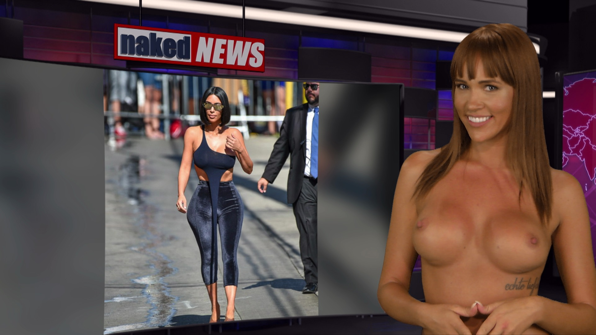 News reporter fucked live porn in most relevant