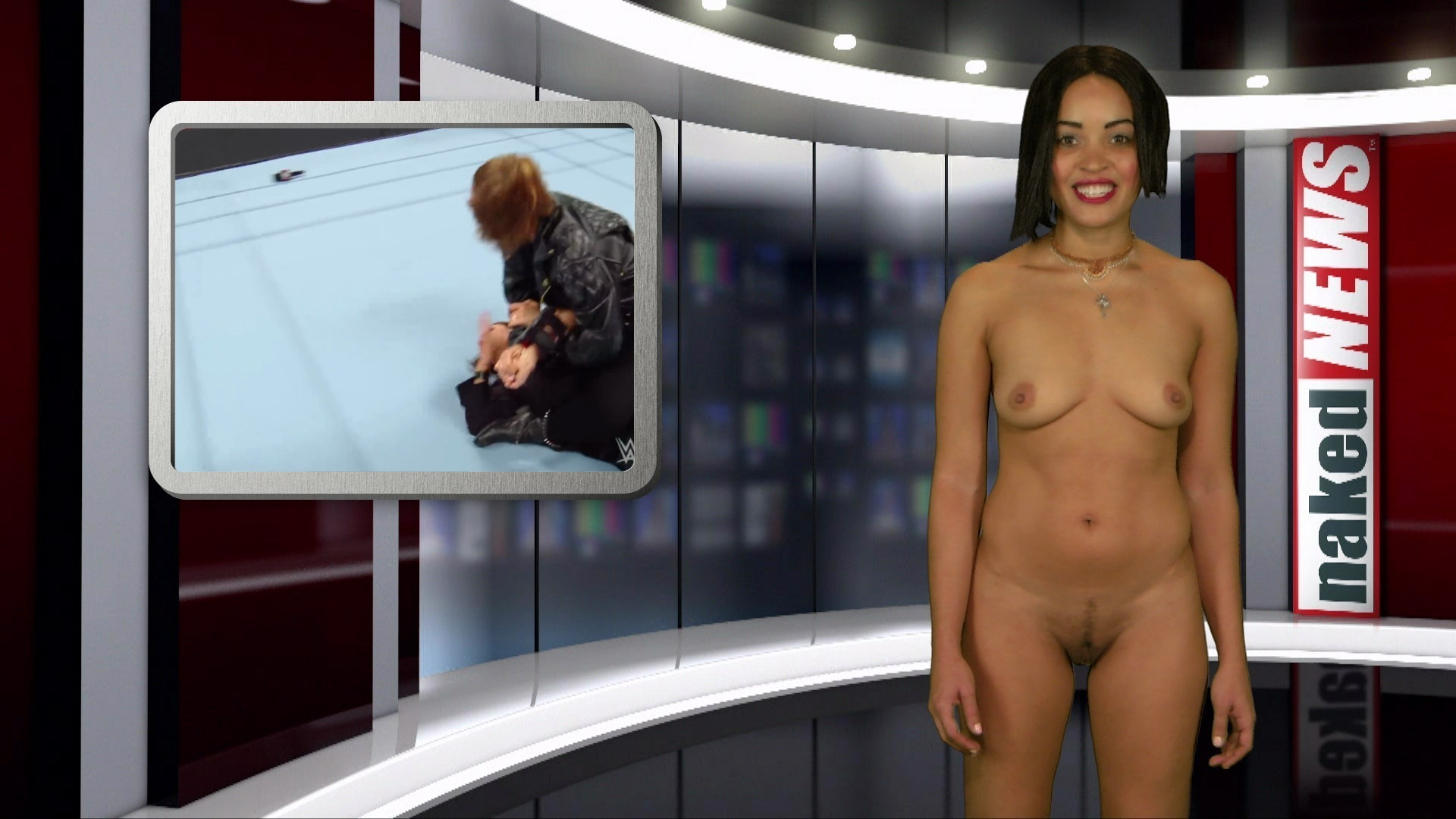 Naked news male anchors nude 12