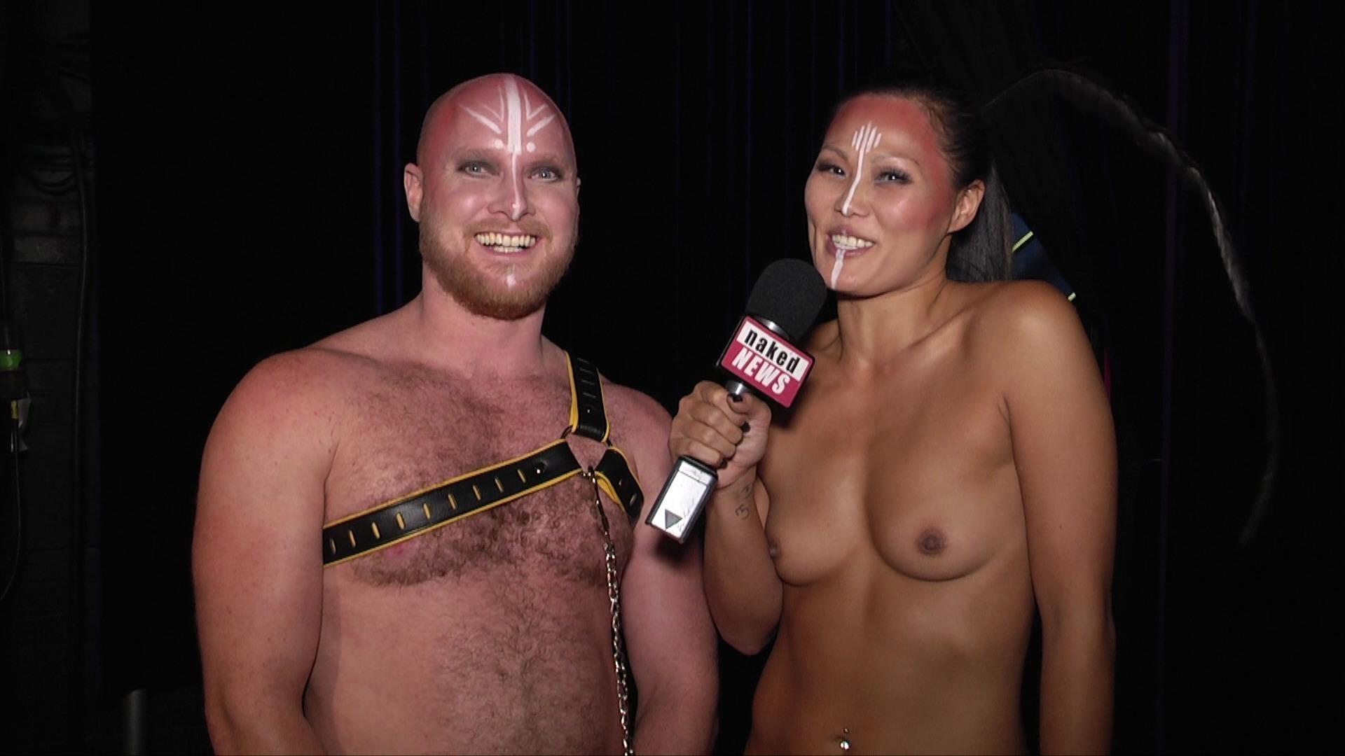 Carli bei nude