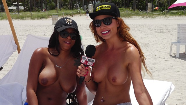 Can spanish weather girls nude advise
