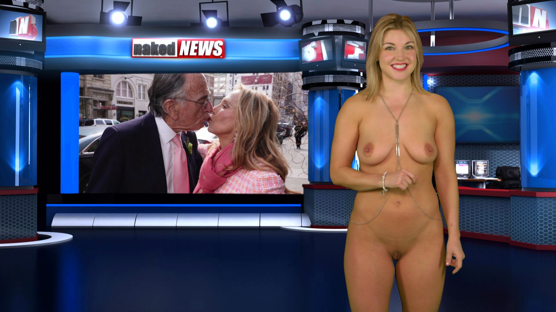 Watch naked news uncovered