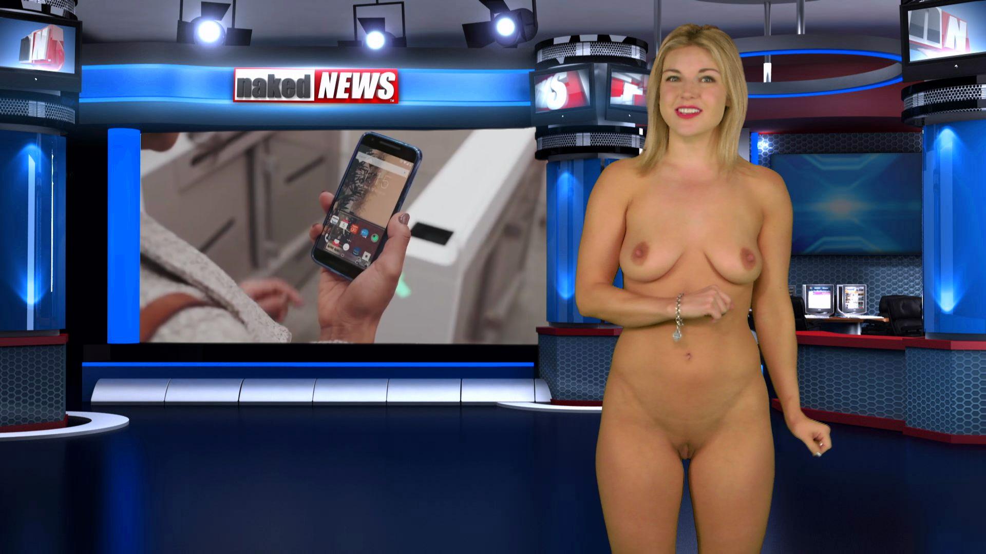 Fake Naked News Anchors Emma Watson, Kaley Cuoco, Miley Cyrus And More The Nip Slip