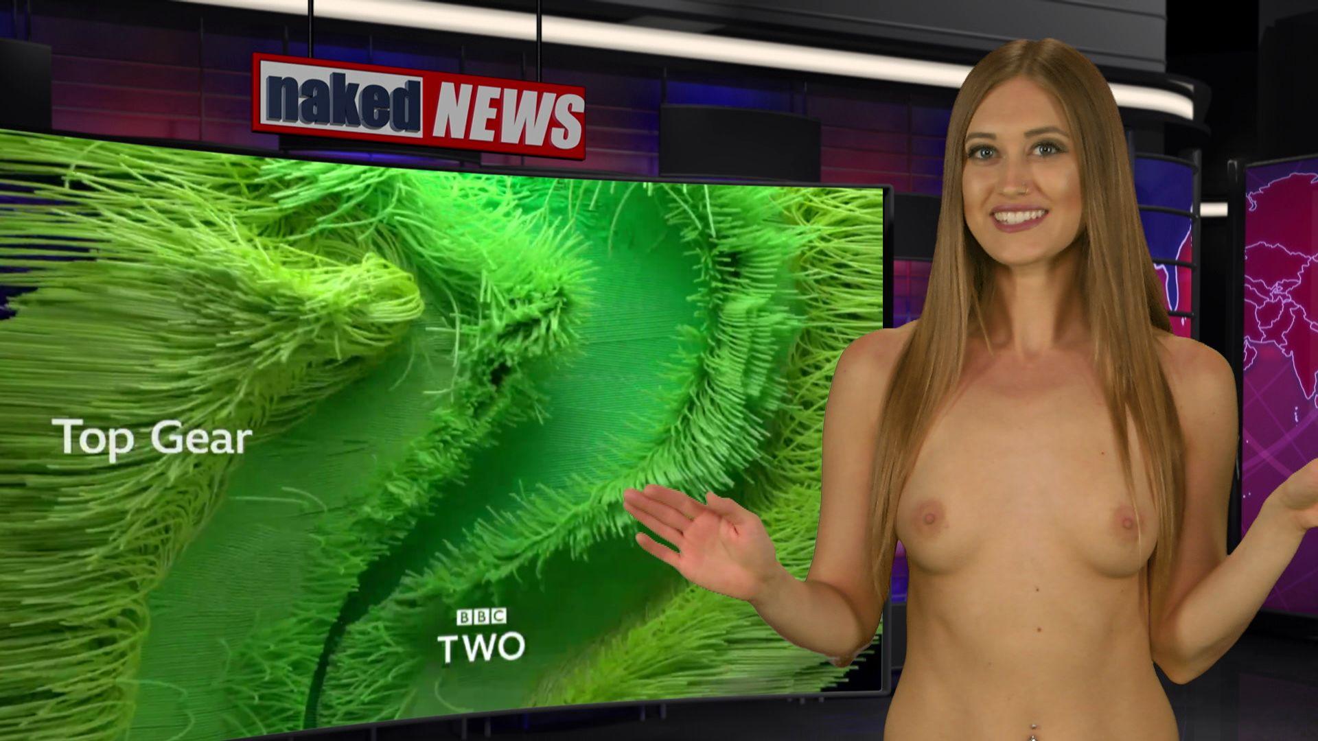 Naked News Anchors Italian