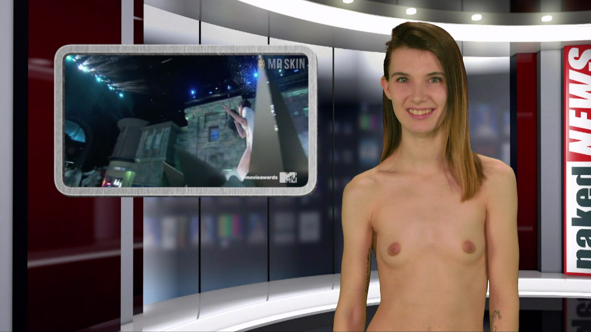 Pakistani News Anchors Girls Real Nude Pics