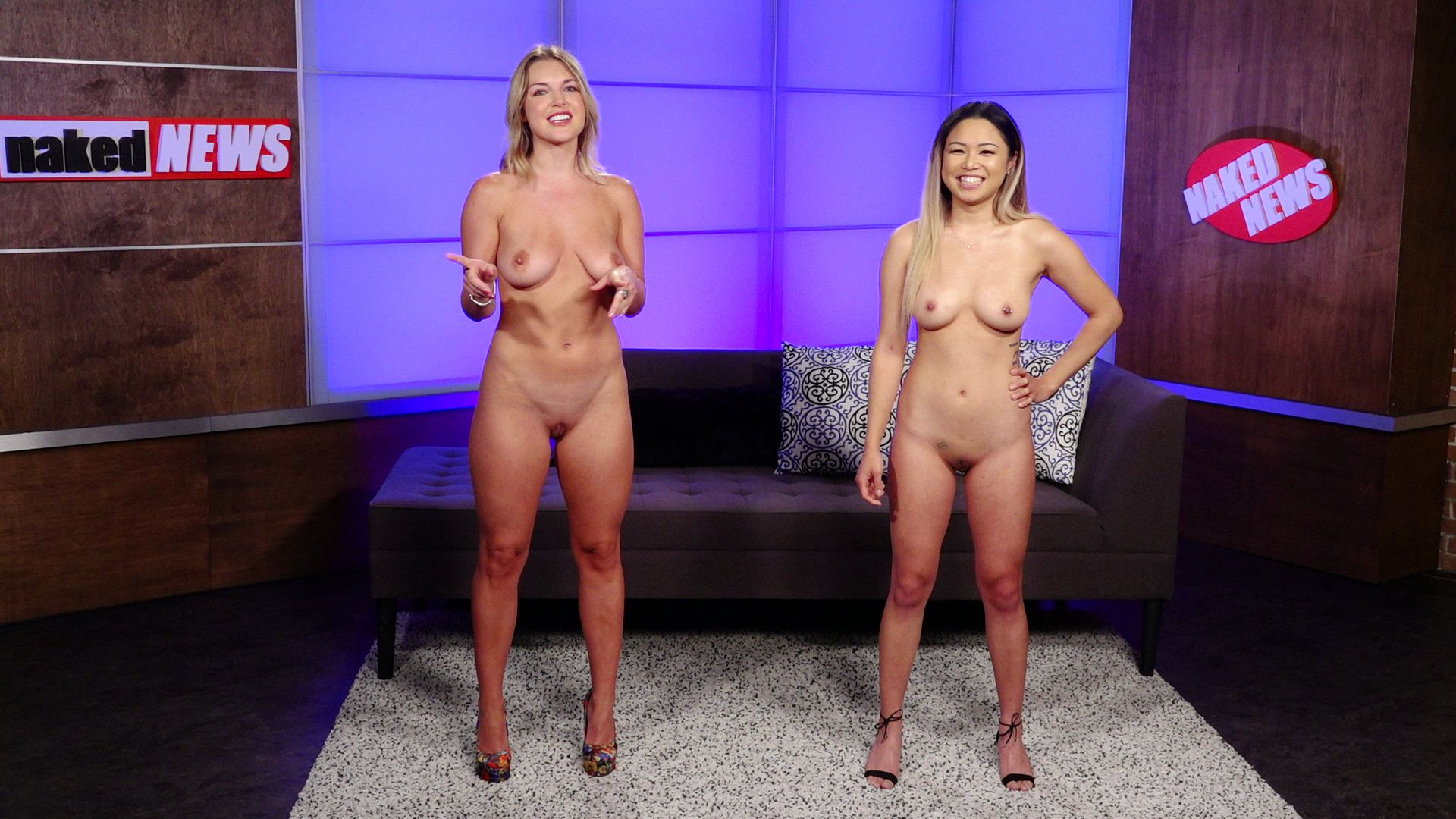 Naked news angie